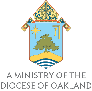 A Ministry of The Diocese of Oakland Logo